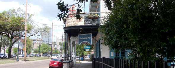 The Avenue Pub, New Orleans