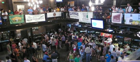 Denver Summer Brewfest 2010