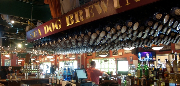 Sea Dog Brewing - Bangor
