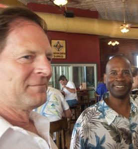 Jerry & Chris at Phantom Canyon Brewing