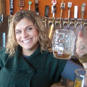 Kristen from Trinity Brewing
