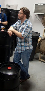 Brian O'Connell of Renegade Brewing