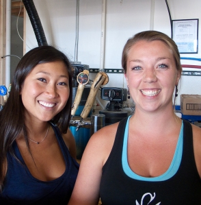 Marisa Selvy & Holly Velvis of Crazy Mountain Brewing
