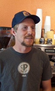 Lucas of Avalanche Brewing Company
