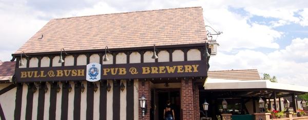 Bull & Bush Pub & Brewery