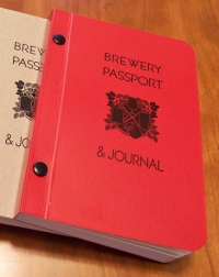 Beerporium Brewery Passport & Journal