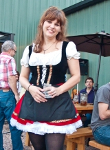 Janelle of Prost Brewing