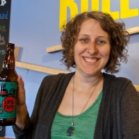 Laura of New Belgium Brewing